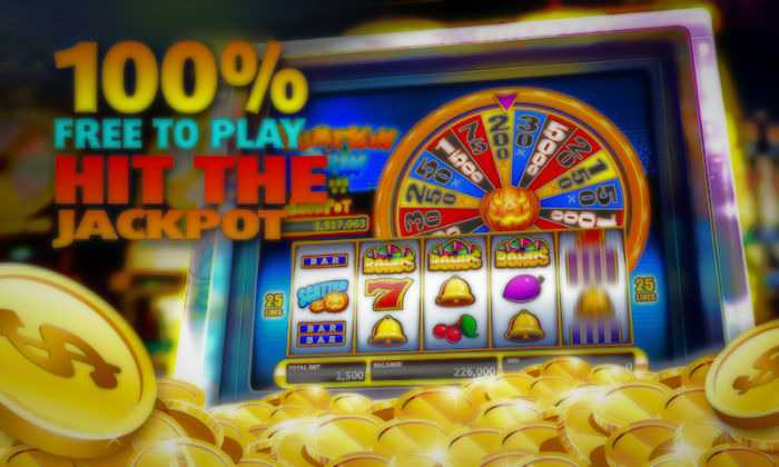 play free slots and win real cash